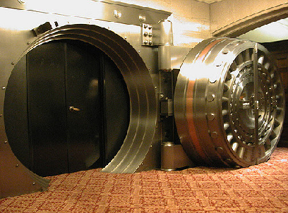 James Burgess, Focus31, Bank Vault
